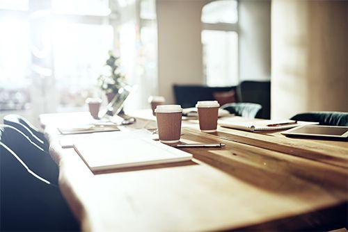Pausa caffè alla Start-Up STILORD